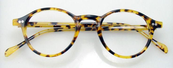 NEW Dolabany Retro round Tortoise UNISEX tiger HANDMADE eyeglasses sunglasses