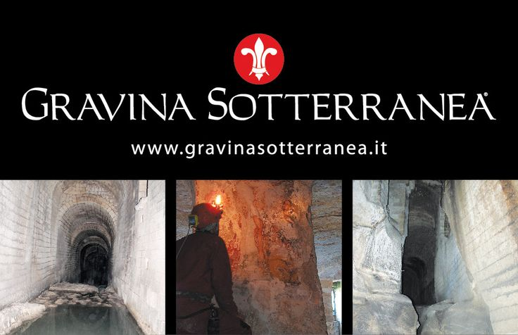 """Alla scoperta del bellissimo mondo sotterraneo di Gravina in Puglia. Partner """"Alla scoperta di Gravina in Puglia"""""""