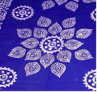 Batik images | Indigo batik - a rage among global buyers