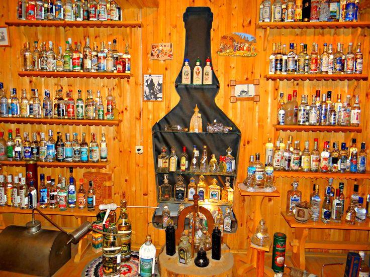 Vodka az orosz nemzeti ital.