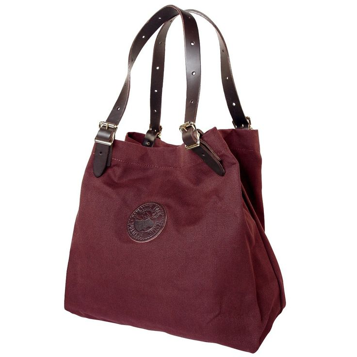 Duluth Pack Market Tote Bag