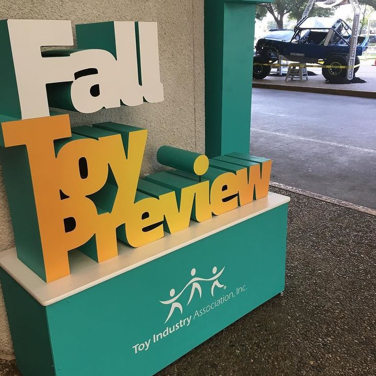 #falltoypreview day 2 is underway!