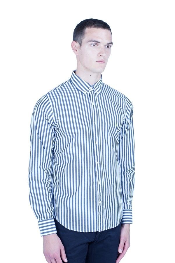 COMING SOON - COMMON STRIPED SHIRT
