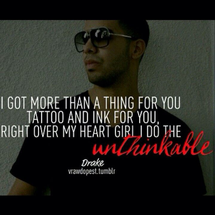 Drake Quotes About Girls: 17 Best Quotes By Drake On Pinterest