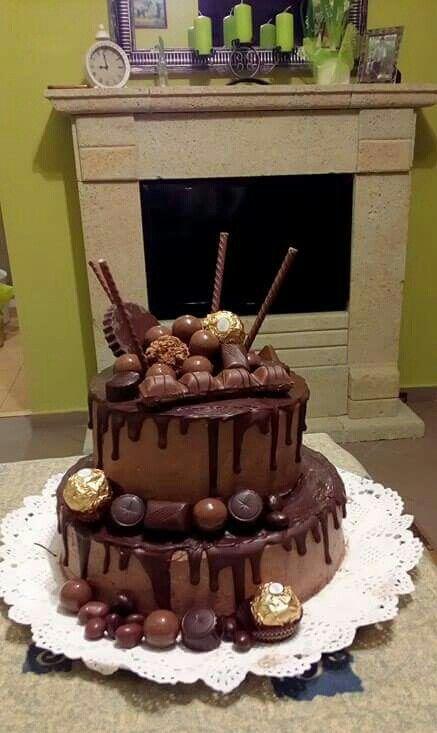 Csupa Csoki - Születésnapi torta!