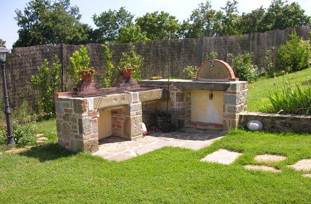 Oltre 25 fantastiche idee su progettazione giardino di - La casa del barbecue brescia ...