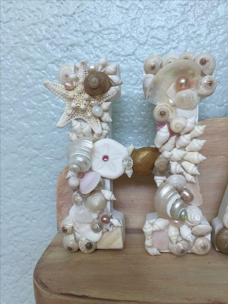 301 Best Seashell Creations Images On Pinterest Seashell