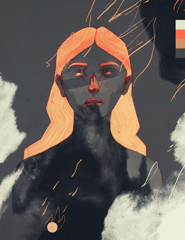 Various Illustrations 2015 on Behance