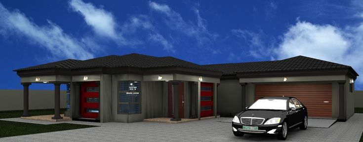 House Plan Mlb 007 With Images House Plan Gallery House Plans South Africa Tuscan House Plans