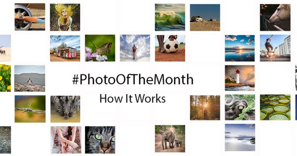 Each month you choose your favourite community Photo Of The Month, but if you want to enter your pictures... this is what you've got to do! #SouthAfrica