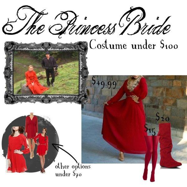 Costume The Princess Bride