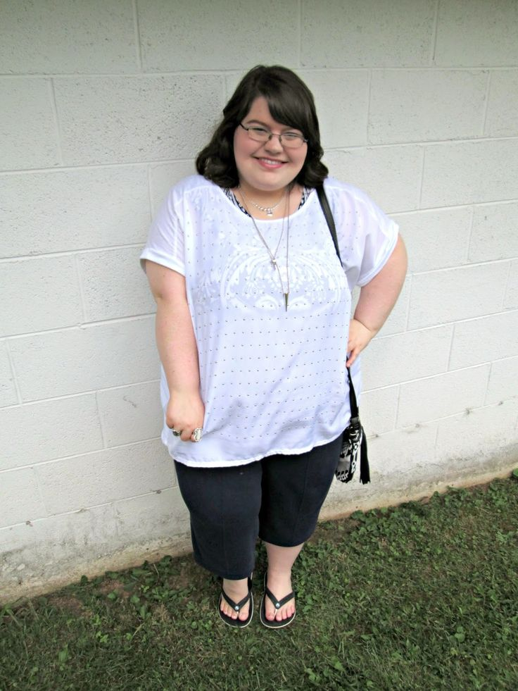 Unique Geek: Plus Size OOTD: Summer Layers #plussizefashionblogger #plussizeoutfit