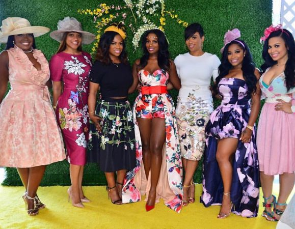 Image result for real housewives of atlanta tea party porsha