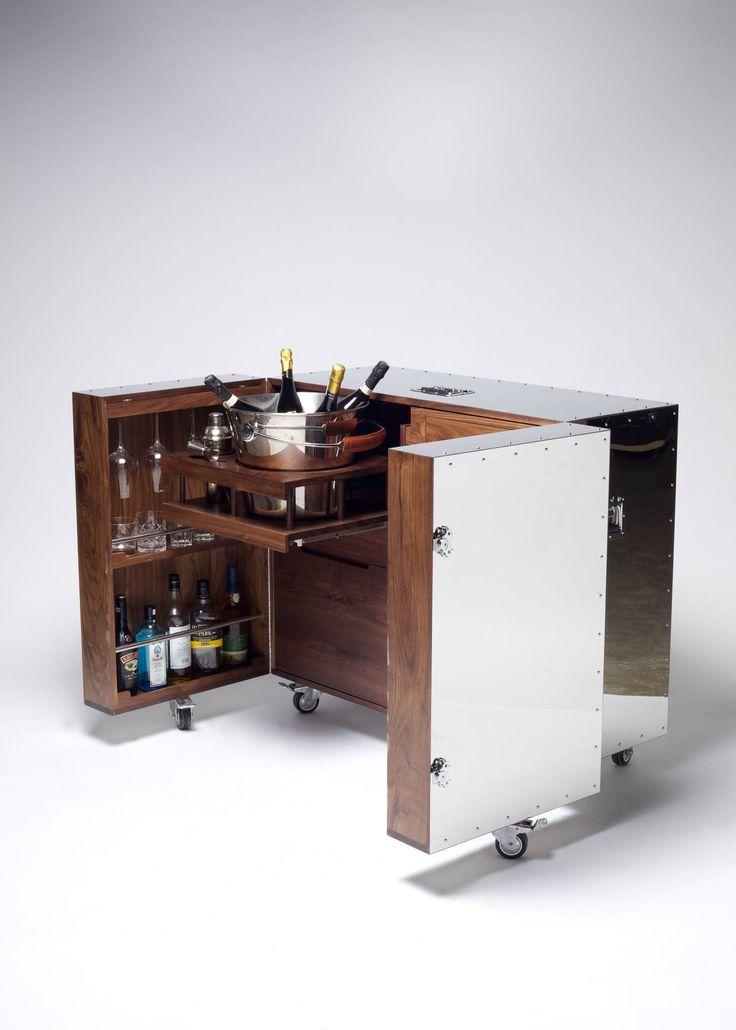 18 best Home Bar Designs images on Pinterest | Mobile bar, Dry bars ...