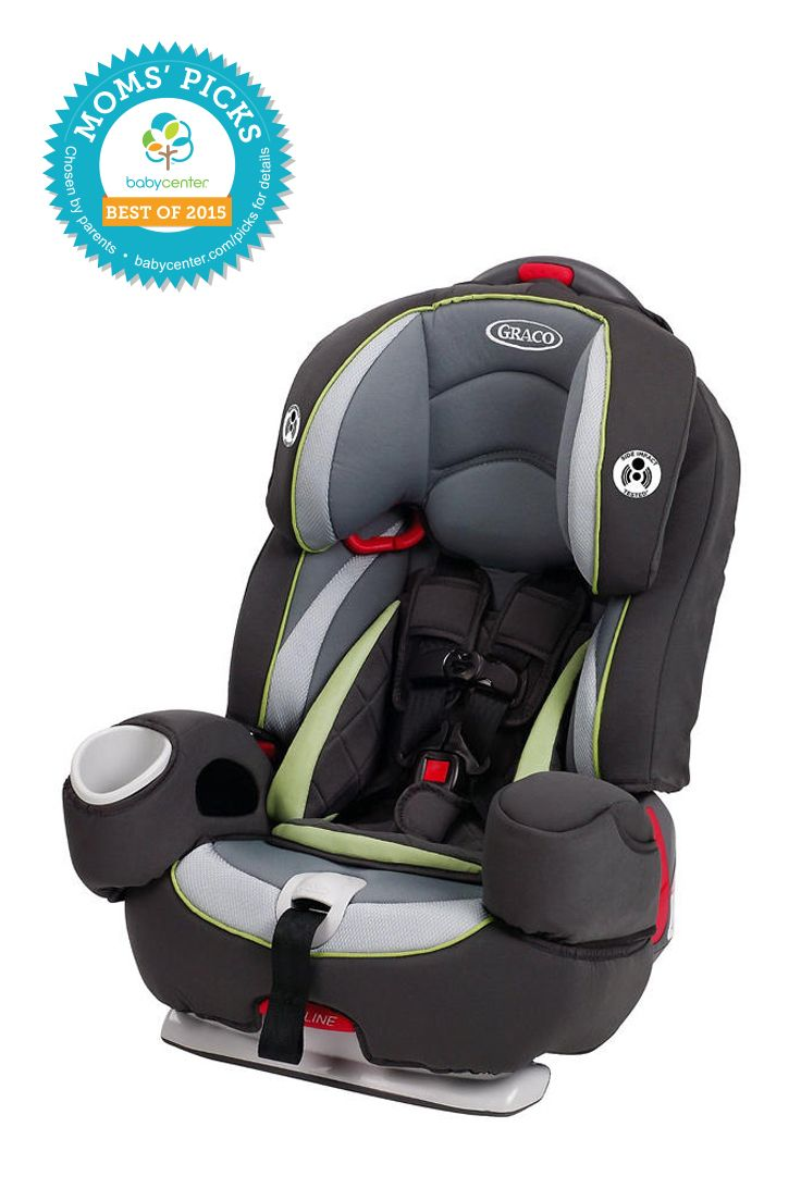 2015 BEST BOOSTER SEAT Graco Argos 80 Elite 3-in-1 Car Seat  *BabyCenter Moms' Picks are based on a nationwide survey and online voting on BabyCenter.com that allow parents to voice their opinions about and share their experience with the key products and gear of parenting. BabyCenter does not endorse any specific product.