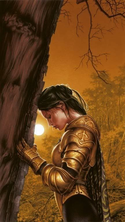 protagonist... maybe a dragon rider?