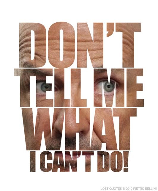 Lost Quotes - John Locke by p!o, via Flickr