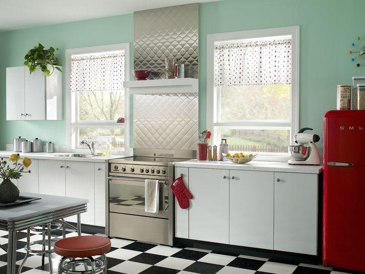 retro metal kitchen cabinets - Retro Metal Kitchen Cabinets