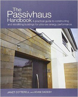 The Passivhaus Handbook is the book you want if you are considering a self-build passivhaus.