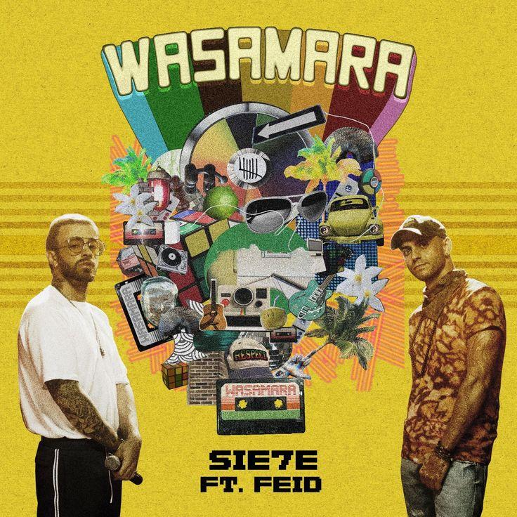 """El creador de éxitos y ganador del GRAMMY© latino, SIE7E, está de regreso y hoy estrena a nivel mundial su nuevo sencillo y video """"Wasamara"""""""