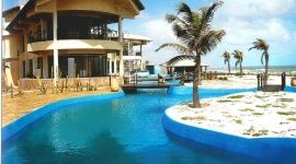18000 sq. ft. luxury private home on the beach with swimming pool available for vacation rental. #Caponga Fortaleza, Brazil   Sun Beach Rentals
