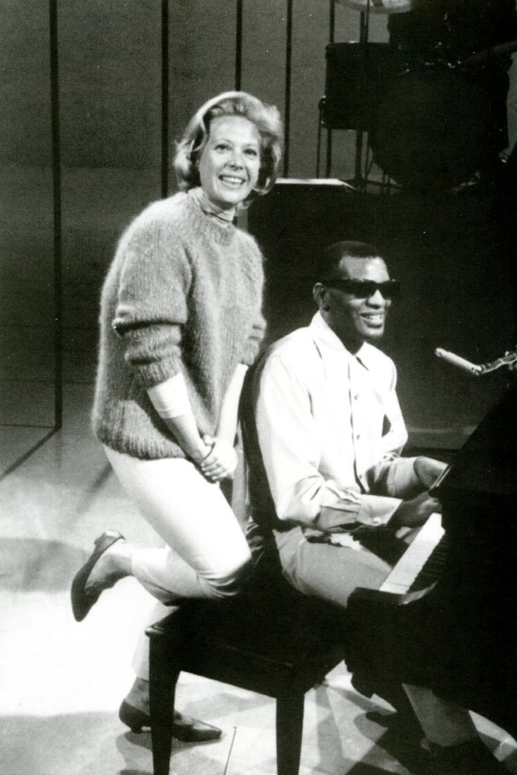 best images about r is for ray rhythm and blues ray charles and dinah shore c 1963