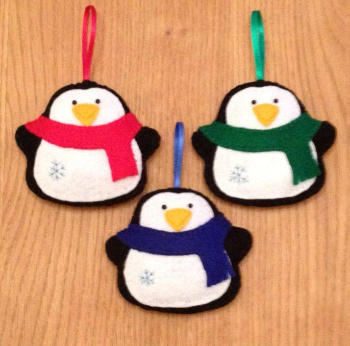 Chilly penguins! https://m.facebook.com/bluecanarycrafts