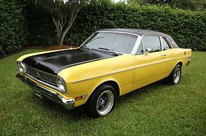 Ford : Falcon Futura 1968
