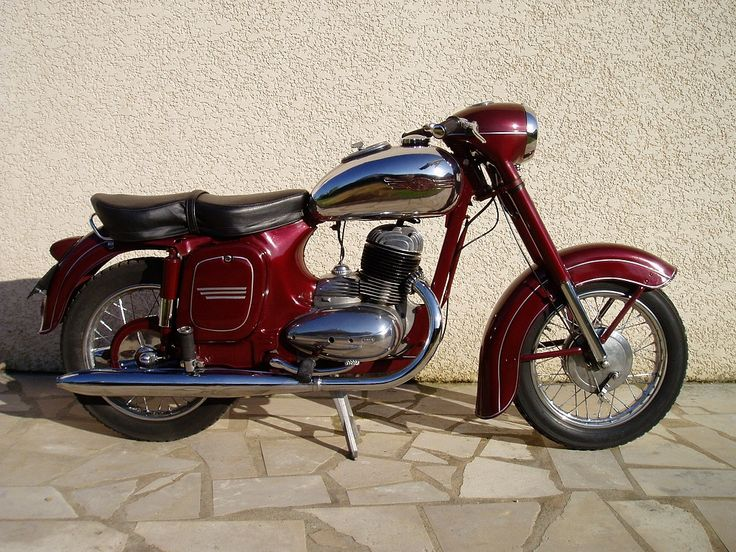 JAWA Motorcycles | For pleasure see my pictures about all my Jawa collection and give me ...