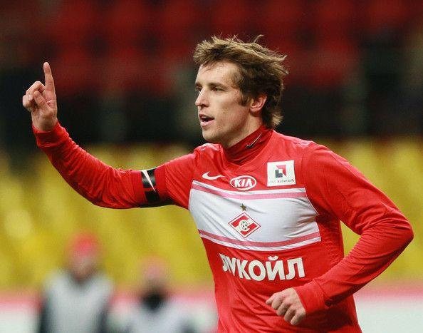 Dmitri Kombarov, Russia