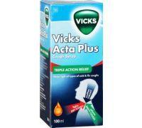 Vicks -  Acta Plus - Triple Action Relief