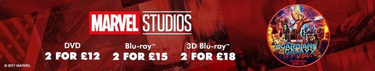 Marvel Studios Region Free Blu-ray's (2 for $19.20) Blu-ray 3D (2 for $23.04) plus shipping via Zavvi #LavaHot http://www.lavahotdeals.com/us/cheap/marvel-studios-region-free-blu-rays-2-19/191510?utm_source=pinterest&utm_medium=rss&utm_campaign=at_lavahotdealsus