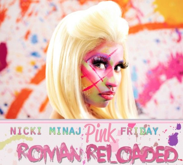 Hip-hop spectacle and schizophrenic MC Nicki Minaj adds another chapter to her Pink Friday collection with Pink Friday: Roman Reloaded, a disorienting album that's split right down the middle between hip-hop and bubble gum pop.