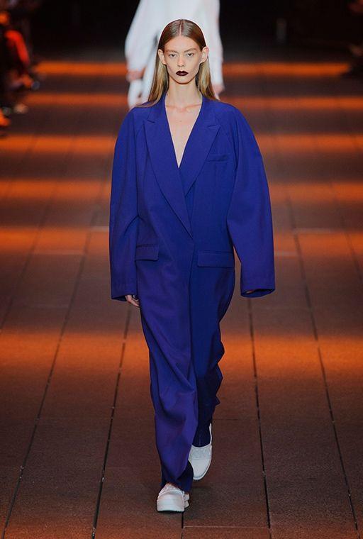 Нью-Йоркская неделя моды: DKNY, весна-лето 2017, Buro 24/7