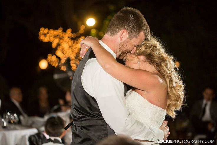 Candid first dance photos on your wedding day.