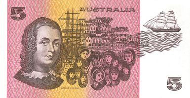 RBA Museum of Currency Notes