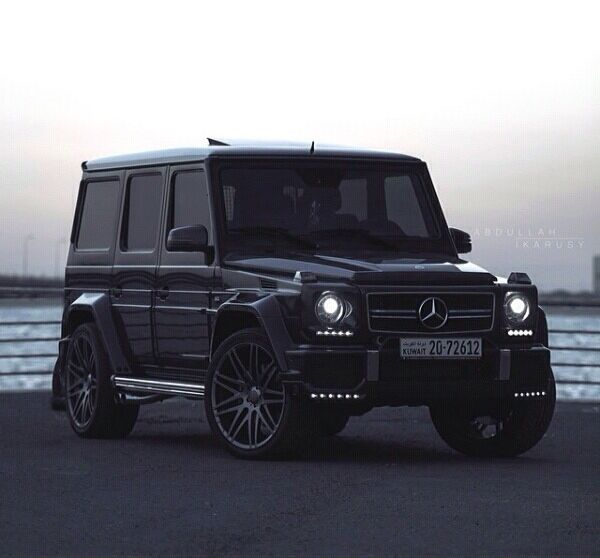 82 Best Images About Matte Black G Wagon On Pinterest