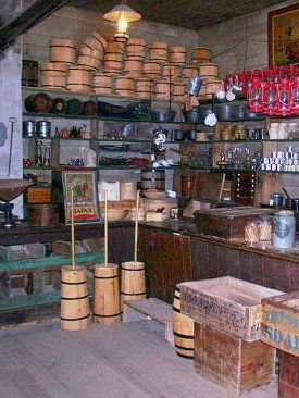 Old-Fashioned General Store | Old-Fashioned General Store | had in mind an old fashioned general ...