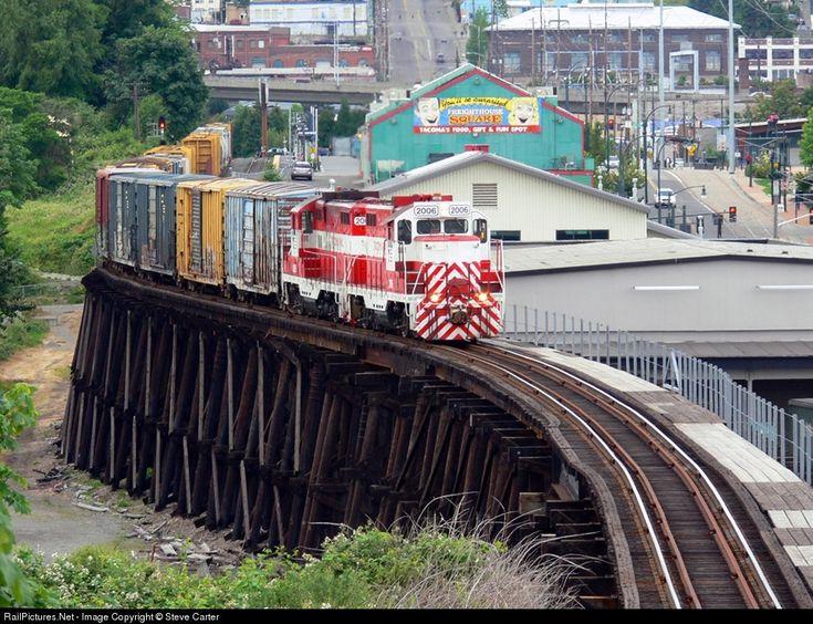 RailPictures.Net Photo: TR 2006 Tacoma Rail EMD GP20 at Tacoma, Washington by Steve Carter