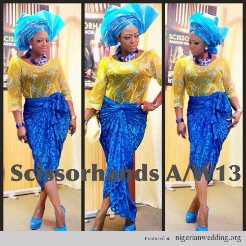 232 best ASO EBI images on Pinterest | African fashion, African ...