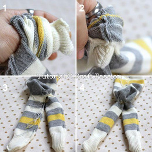 How to Make Cute Sock Monkey - Neatologie.comNeatologie.com