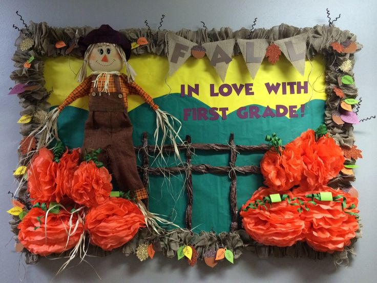 10 best hall decorations images on pinterest classroom for Autumn classroom decoration