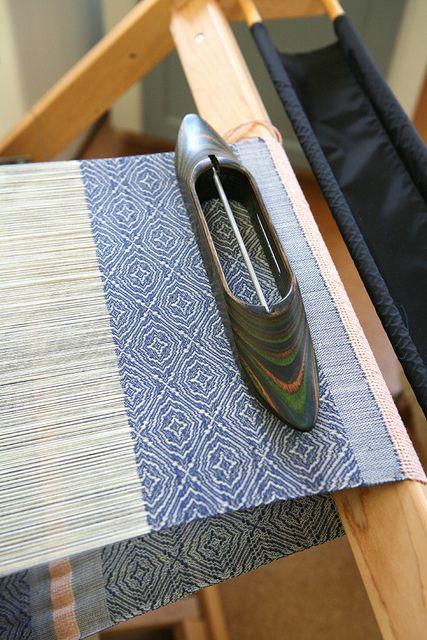 Scandinavian Weaving by John C. Campbell Folk School, via Flickr Woven by Pam Howard