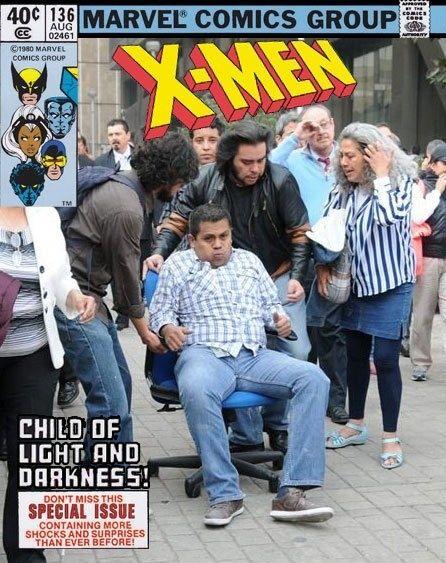 """En la edición final de Logan perdimos momentos estelares, como cuando Wolverine salva la Torre de Pemex.   20 Escenas borradas de """"Logan"""" que habrían mejorado infinitamente la película"""