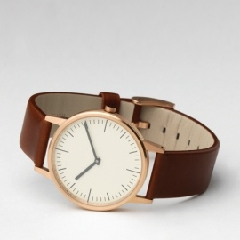 Uniform Wares - I wrote a fashion piece for KC Magazine to be published later - these watches are big right now.