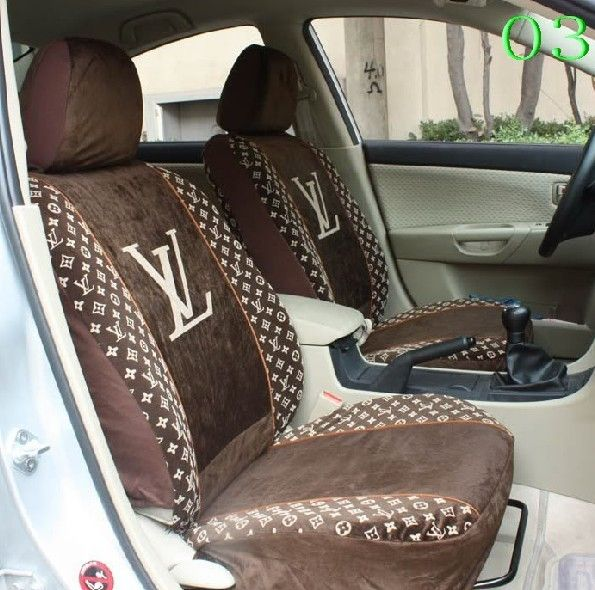 louis vuitton car seat cover limited love it louisvuitton cadillac escalade ext pinterest