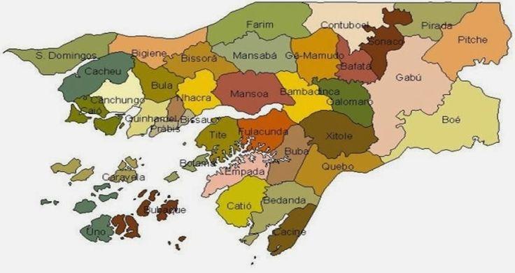 Intelectuais Balantas Na Diáspora : A Organização Mundial de Saúde recomenda à Guiné-B...