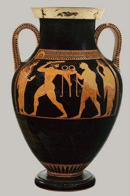 Ancient Greece - Archaic Period (800 BC – 480 BC)