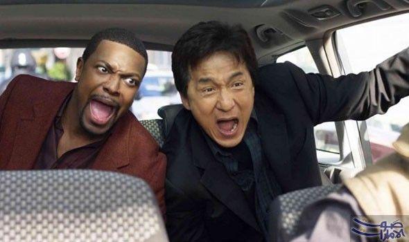 الجزء الرابع من Rush Hour يجمع جاكي شان وكريس تاكر يستعد النجم العالمي جاكي شان للتحضير للجزء الرابع من سلسلة الأكشن وال Jackie Chan Chris Tucker Rush Hour