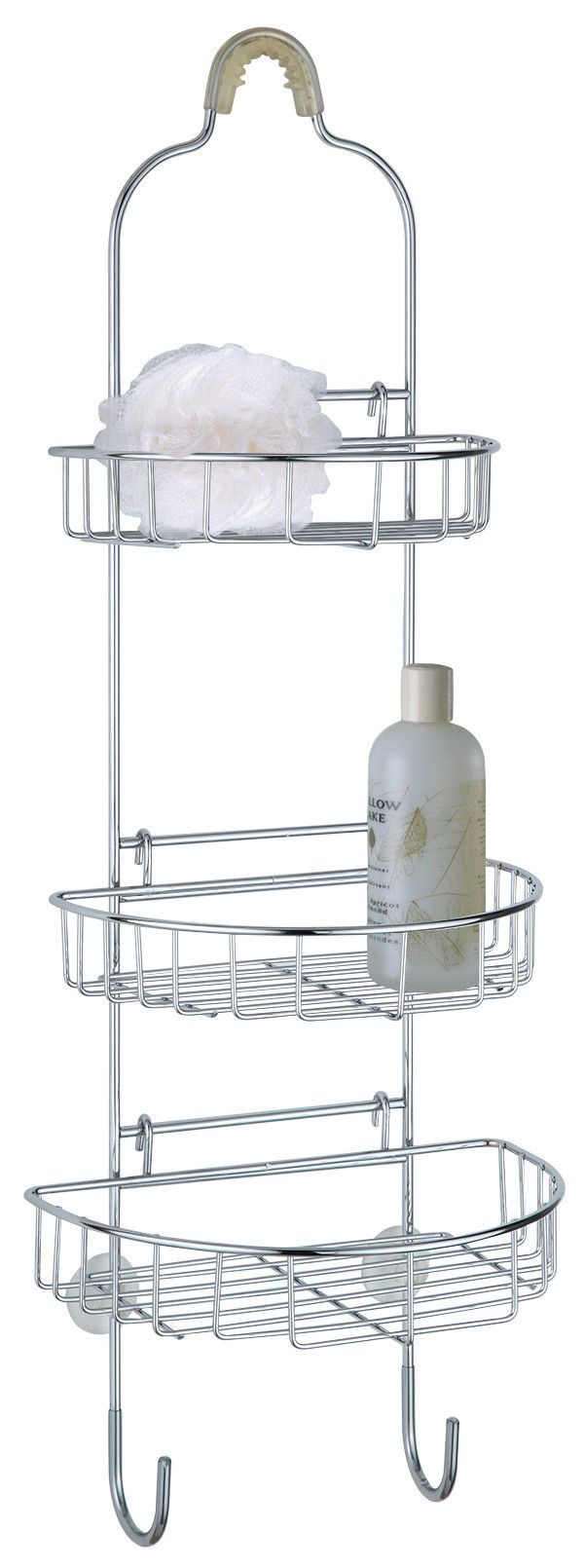 Low Hanging Shower Caddy | Sevenstonesinc.com